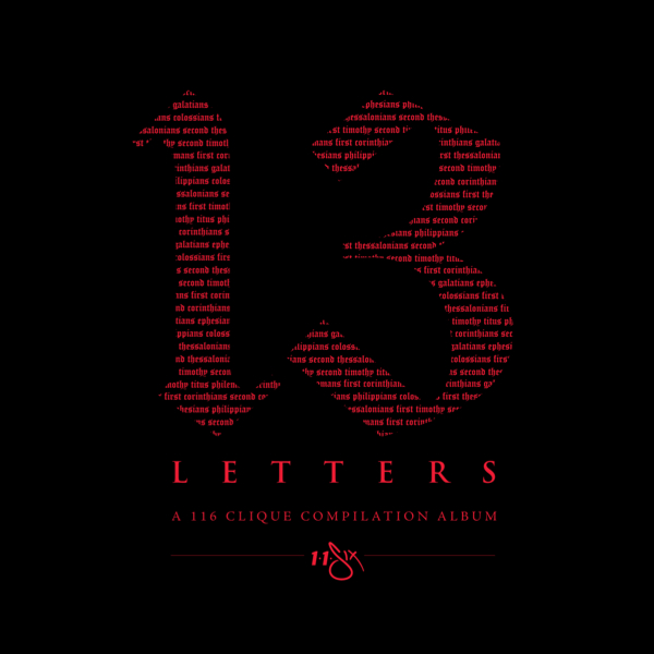 13 Letters Available Now!