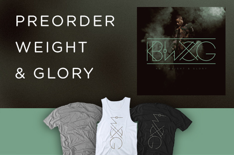 Pre-Order Weight & Glory Today | Reach Records