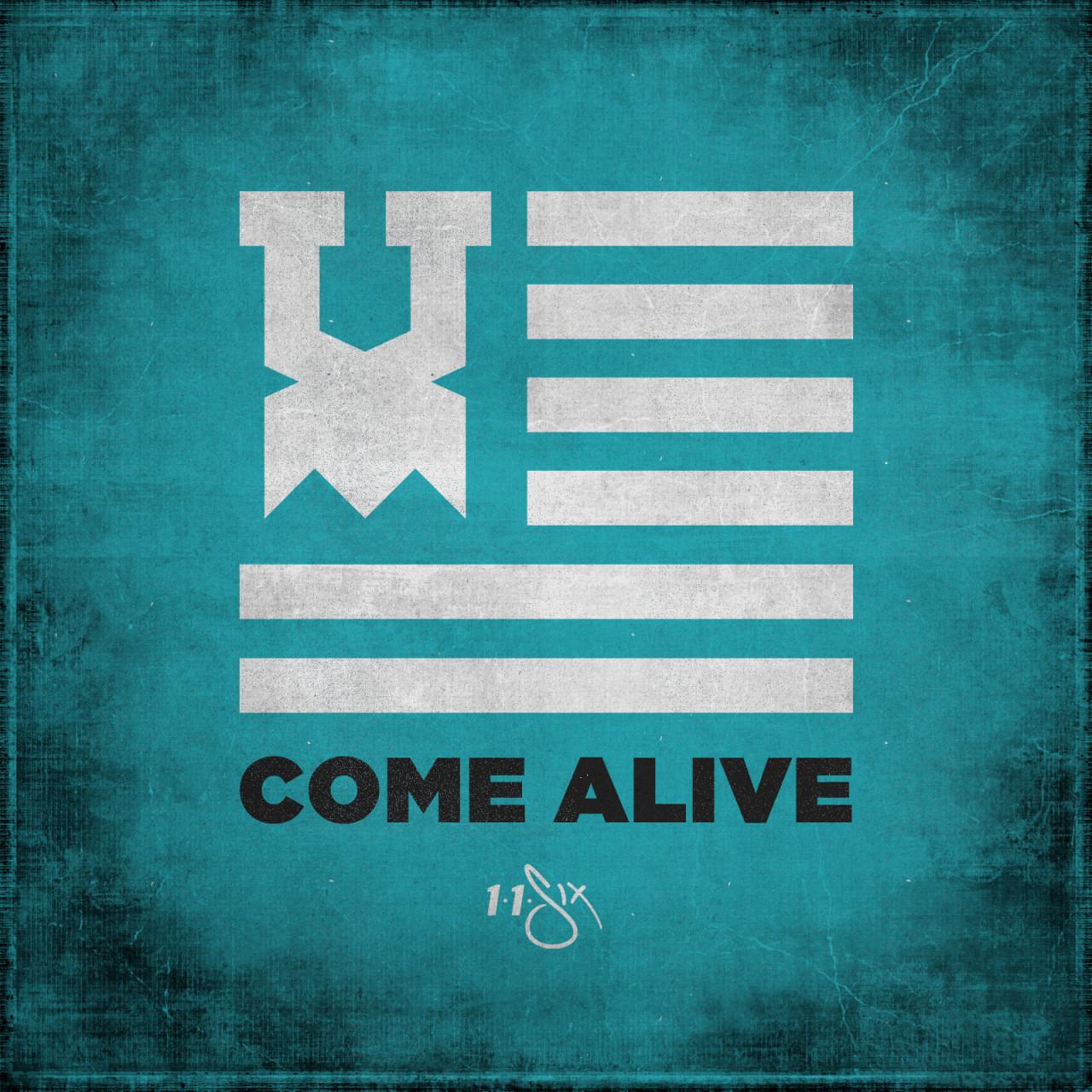 116 2: 116 – Come Alive – Tour Single