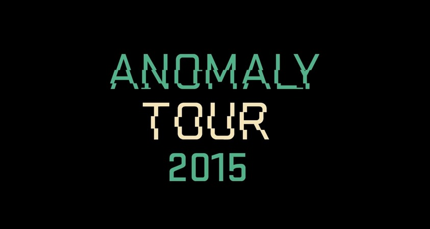 Anomaly Tour Coming This Spring