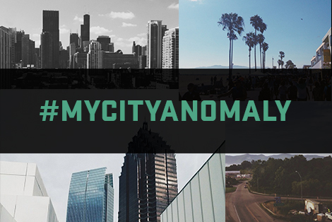 My City Anomaly Photo Competition