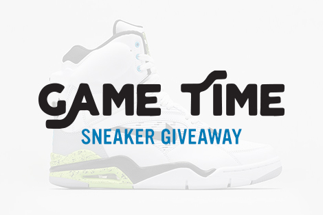 """Andy Mineo """"Game Time"""" Sneaker Giveaway"""