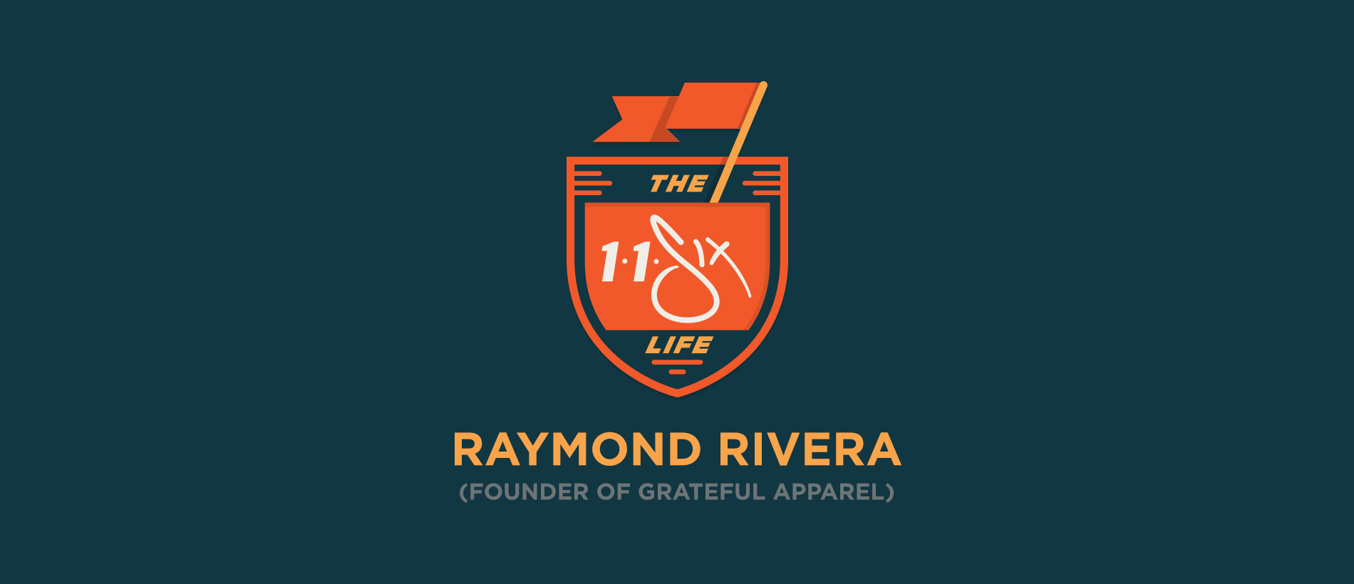 The 116 Life x Uncomfortable x Raymond Rivera