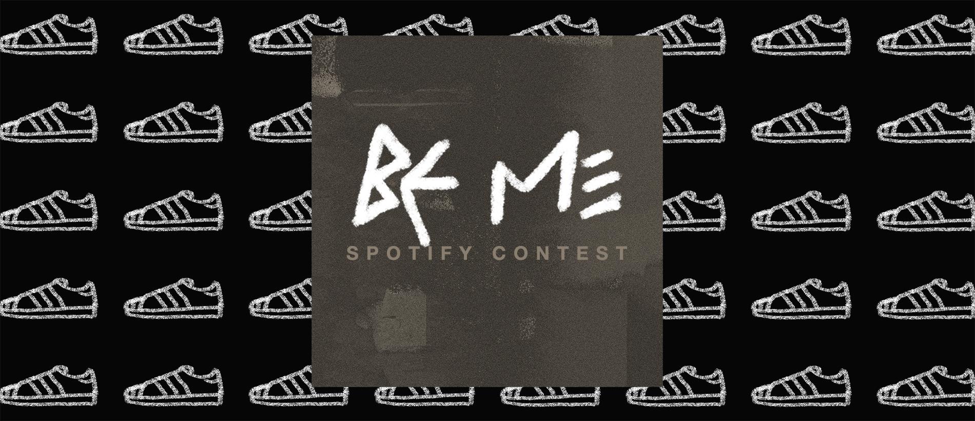 "Tedashii ""Be Me"" Spotify Contest"