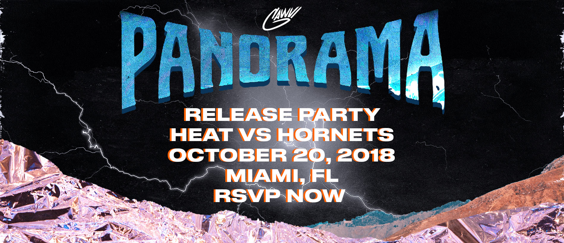 PANORAMA x Miami Heat Release Party